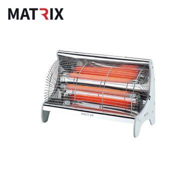תנור חימום נירוסטה קרמי 2 גופי חימום